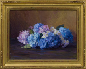 Hydrangea, with AM314 VC frame