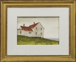 Lighthouse Hill Study with AM178 frame