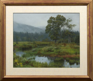 September Marsh with SP2 568F frame
